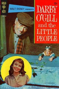 Cover Thumbnail for Darby O'Gill and The Little People (Western, 1970 series) #[nn]