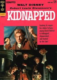 Cover Thumbnail for Walt Disney Robert Louis Stevenson's Kidnapped (Western, 1963 series) #[nn]