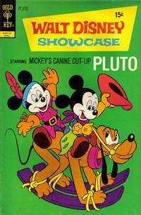 Cover Thumbnail for Walt Disney Showcase (Western, 1970 series) #7 [Gold Key]