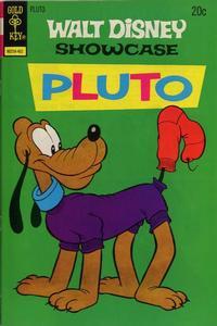 Cover Thumbnail for Walt Disney Showcase (Western, 1970 series) #20 [Gold Key]