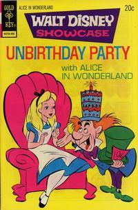 Cover Thumbnail for Walt Disney Showcase (Western, 1970 series) #22