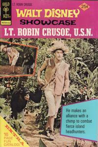 Cover Thumbnail for Walt Disney Showcase (Western, 1970 series) #26 [Gold Key]