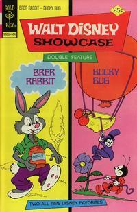 Cover Thumbnail for Walt Disney Showcase (Western, 1970 series) #28