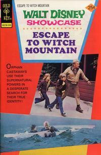 Cover for Walt Disney Showcase (Western, 1970 series) #29