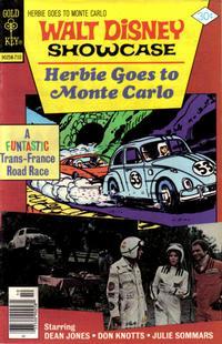 Cover Thumbnail for Walt Disney Showcase (Western, 1970 series) #41