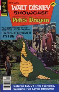 Cover Thumbnail for Walt Disney Showcase (Western, 1970 series) #43 [Gold Key Variant]