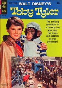 Cover Thumbnail for Walt Disney's Toby Tyler (Western, 1965 series) #[nn]
