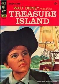 Cover Thumbnail for Walt Disney Presents Treasure Island (Western, 1967 series) #[nn]