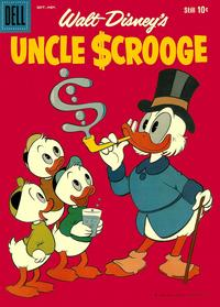 Cover Thumbnail for Uncle Scrooge (Dell, 1953 series) #27