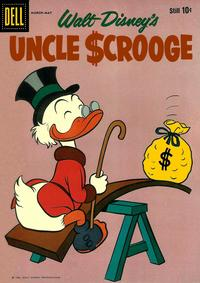 Cover Thumbnail for Uncle Scrooge (Dell, 1953 series) #29