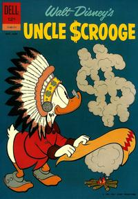 Cover Thumbnail for Walt Disney's Uncle Scrooge (Dell, 1953 series) #39