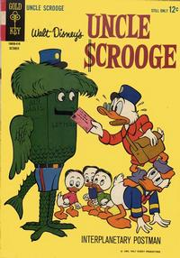 Cover Thumbnail for Uncle Scrooge (Western, 1963 series) #53