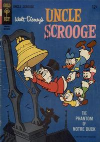 Cover Thumbnail for Uncle Scrooge (Western, 1963 series) #60