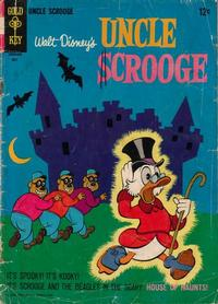 Cover Thumbnail for Walt Disney Uncle Scrooge (Western, 1963 series) #63