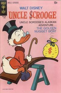 Cover Thumbnail for Uncle Scrooge (Western, 1963 series) #86