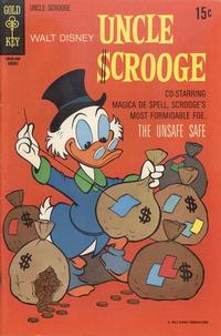 Cover Thumbnail for Uncle Scrooge (Western, 1963 series) #88