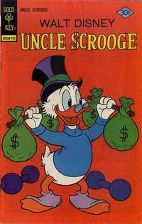 Cover Thumbnail for Uncle Scrooge (Western, 1963 series) #137 [Gold Key]