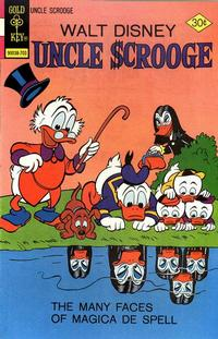 Cover Thumbnail for Uncle Scrooge (Western, 1963 series) #138 [Gold Key]