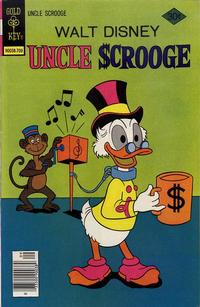 Cover Thumbnail for Uncle Scrooge (Western, 1963 series) #144 [Gold Key]