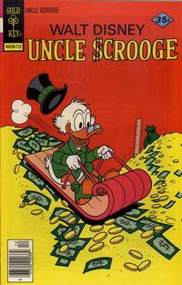 Cover Thumbnail for Uncle Scrooge (Western, 1963 series) #147 [Gold Key]