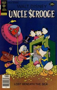 Cover Thumbnail for Uncle Scrooge (Western, 1963 series) #149 [Gold Key]