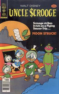 Cover Thumbnail for Walt Disney Uncle Scrooge (Western, 1963 series) #162 [Gold Key]
