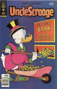 Cover Thumbnail for Uncle Scrooge (Western, 1963 series) #172