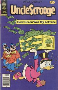 Cover Thumbnail for Uncle Scrooge (Western, 1963 series) #173 [Gold Key]