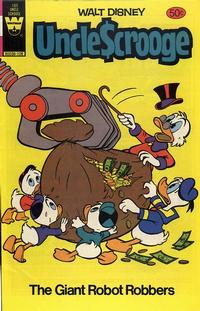 Cover Thumbnail for Uncle Scrooge (Western, 1963 series) #185
