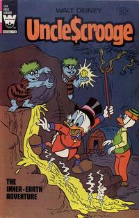 Cover Thumbnail for Uncle Scrooge (Western, 1963 series) #194 [White Whitman Logo]