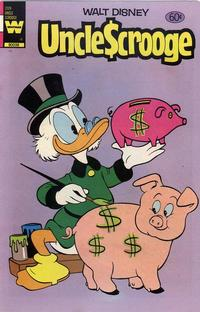 Cover Thumbnail for Uncle Scrooge (Western, 1963 series) #209