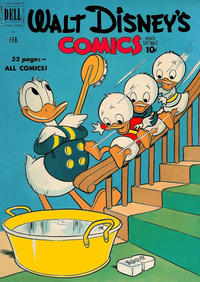 Cover Thumbnail for Walt Disney's Comics and Stories (Dell, 1940 series) #v11#5 (125)
