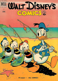Cover Thumbnail for Walt Disney's Comics and Stories (Dell, 1940 series) #v11#9 (129)