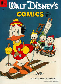 Cover Thumbnail for Walt Disney's Comics and Stories (Dell, 1940 series) #v13#5 (149)