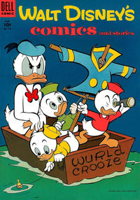 Cover Thumbnail for Walt Disney's Comics and Stories (Dell, 1940 series) #v15#9 (177)