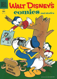 Cover Thumbnail for Walt Disney's Comics and Stories (Dell, 1940 series) #v16#9 (189)