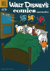 Cover Thumbnail for Walt Disney's Comics and Stories (Dell, 1940 series) #v19#3 (219)