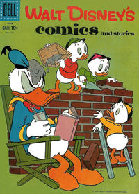 Cover Thumbnail for Walt Disney's Comics and Stories (Dell, 1940 series) #v19#9 (225)