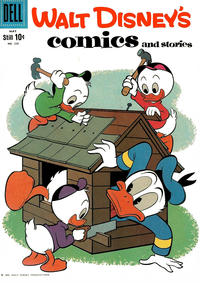 Cover Thumbnail for Walt Disney's Comics and Stories (Dell, 1940 series) #v20#8 (236)