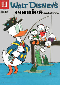 Cover Thumbnail for Walt Disney's Comics and Stories (Dell, 1940 series) #v20#9 (237)