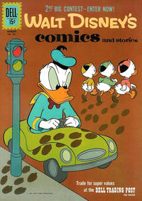 Cover Thumbnail for Walt Disney's Comics and Stories (Dell, 1940 series) #v21#11 (251)