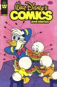 Cover Thumbnail for Walt Disney's Comics and Stories (Western, 1962 series) #v40#11 / 479