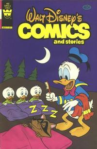 Cover Thumbnail for Walt Disney's Comics and Stories (Western, 1962 series) #v41#2 / 482