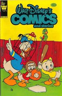 Cover Thumbnail for Walt Disney's Comics and Stories (Western, 1962 series) #v41#8 / 488