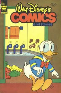 Cover Thumbnail for Walt Disney's Comics and Stories (Western, 1962 series) #v42#2 / 494