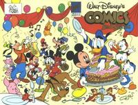 Cover Thumbnail for Walt Disney's Comics and Stories (Disney, 1990 series) #550 [Direct]