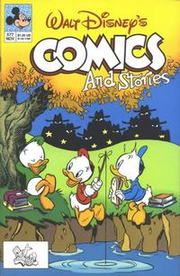Cover Thumbnail for Walt Disney's Comics and Stories (Disney, 1990 series) #577