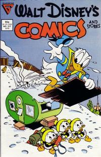 Cover Thumbnail for Walt Disney's Comics and Stories (Gladstone, 1986 series) #517