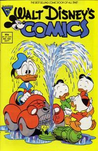 Cover Thumbnail for Walt Disney's Comics and Stories (Gladstone, 1986 series) #532