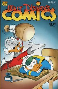 Cover Thumbnail for Walt Disney's Comics and Stories (Gladstone, 1993 series) #604